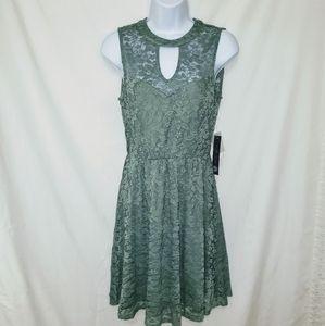As U Wish Sleeveless Dress M